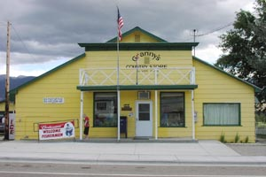 Granny's Country Store in Silver Star, MT.